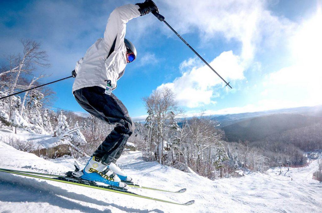 Ünlü Kayak Merkezleri